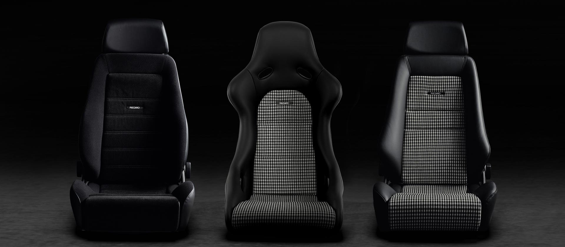 RECARO: Aftermarket and Motorsport seats